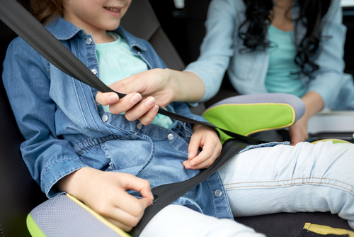 Georgia Car Seat Laws: A Guide to Driving Safely with Children
