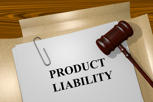 product liability legal documents