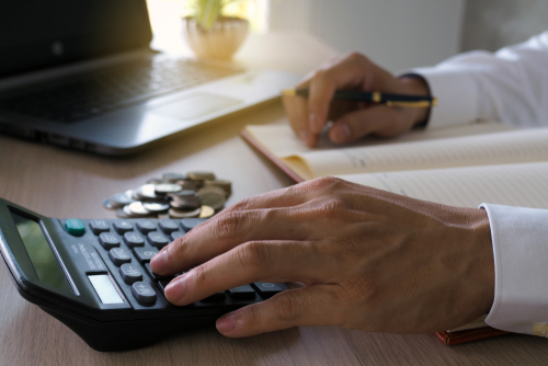 calculating tax payments