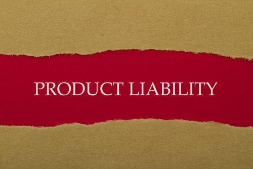 product liability under ripped paper